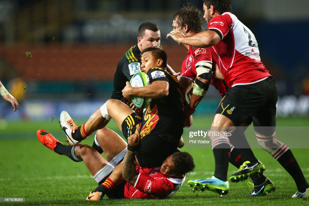 Super Rugby Rd 12 - Chiefs v Lions