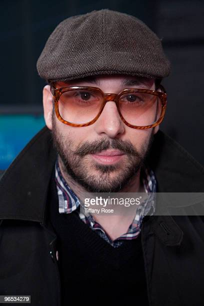 Tim Nordwind of Ok Go performs on Fuel Tv's 'The Daily Habit' on February 9 2010 in Los Angeles California
