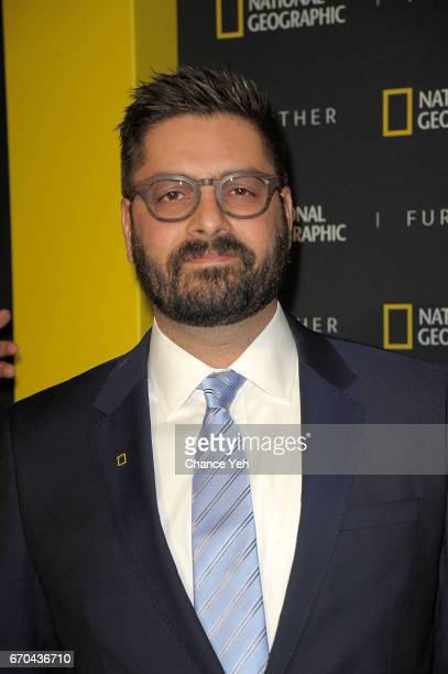 Tim Pastore attends National Geographic FURTHER FRONT at Jazz at Lincoln Center's Frederick P Rose Hall on April 19 2017 in New York City