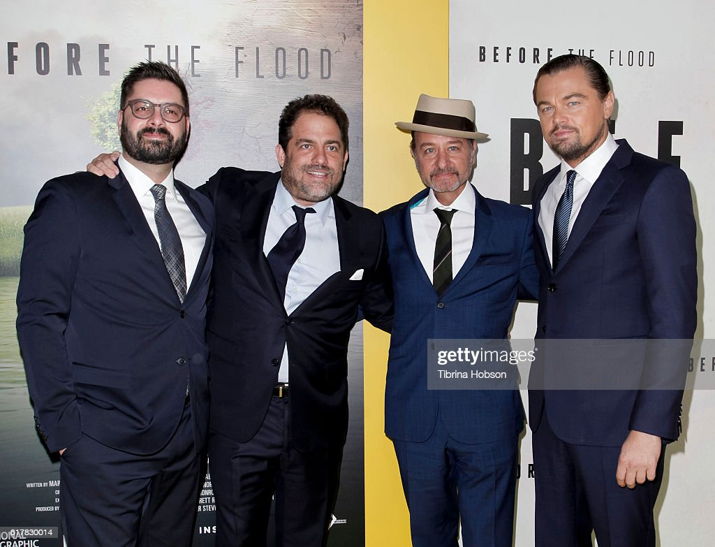 """Screening Of National Geographic Channel's """"Before The Flood"""" - Arrivals"""