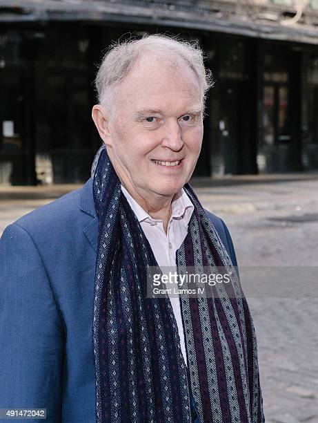 Tim PigottSmith attends the 'King Charles' III' Broadway cast cocktail party on October 5 2015 in New York City