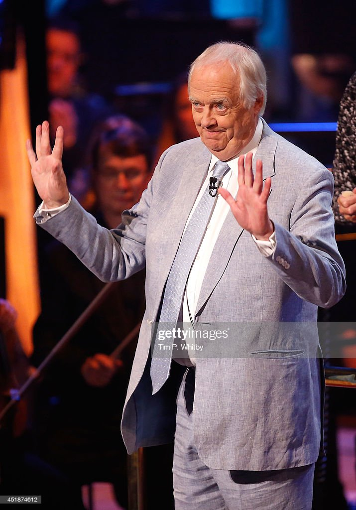 Tim Rice attends 'Tim Rice A Life In Song' at the Royal Festival Hall on July 8 2014 in London England