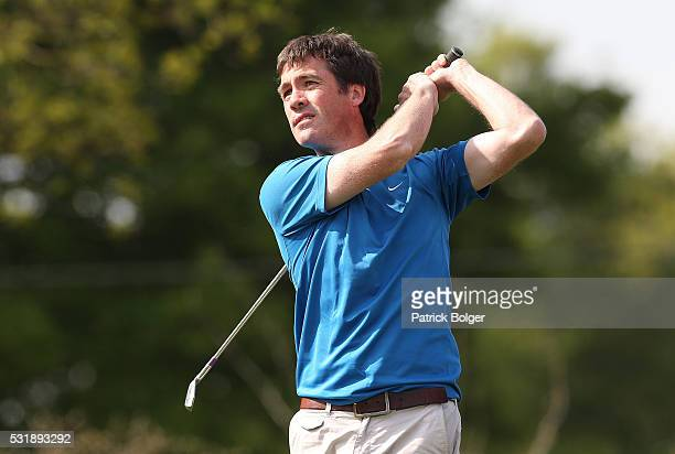 Tim Rice of Limerick Golf Club during the PGA Assistants Championships Ireland Qualifier at County Meath Golf Club on May 17 2016 in Trim Ireland