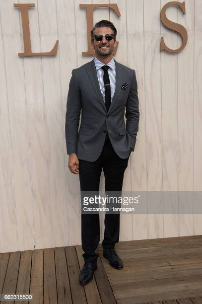 Tim Robards at The Championships Day 1 at Royal Randwick Racecourse on April 1 2017 in Sydney Australia