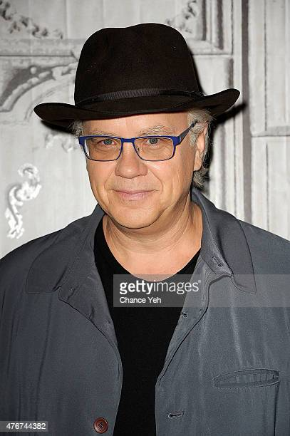 Tim Robbins attends the AOL BUILD Speaker Series to discuss his new series 'The Brink' at AOL Studios in New York on June 11 2015 in New York City