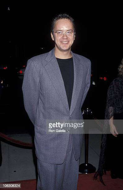 Tim Robbins during 'Shawshank Redemption' Screening at Academy Theater in Beverly Hills California United States