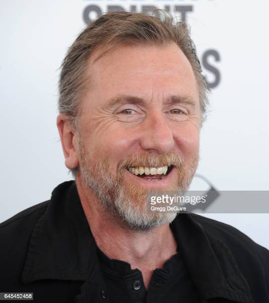 Tim Roth arrives at the 2017 Film Independent Spirit Awards on February 25 2017 in Santa Monica California