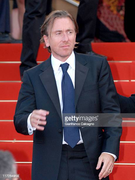 Tim Roth during 2006 Cannes Film Festival Opening Night Gala and World Premiere of The Da Vinci Code Arrivals at Palais du Festival in Cannes France