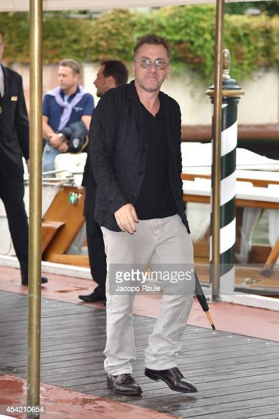 Tim Roth is seen during The 71st Venice International Film Festival on August 26 2014 in Venice Italy
