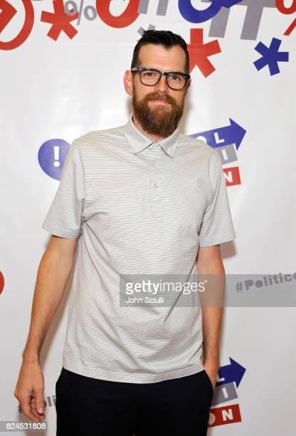 Tim Simons at Politicon at Pasadena Convention Center on July 30 2017 in Pasadena California