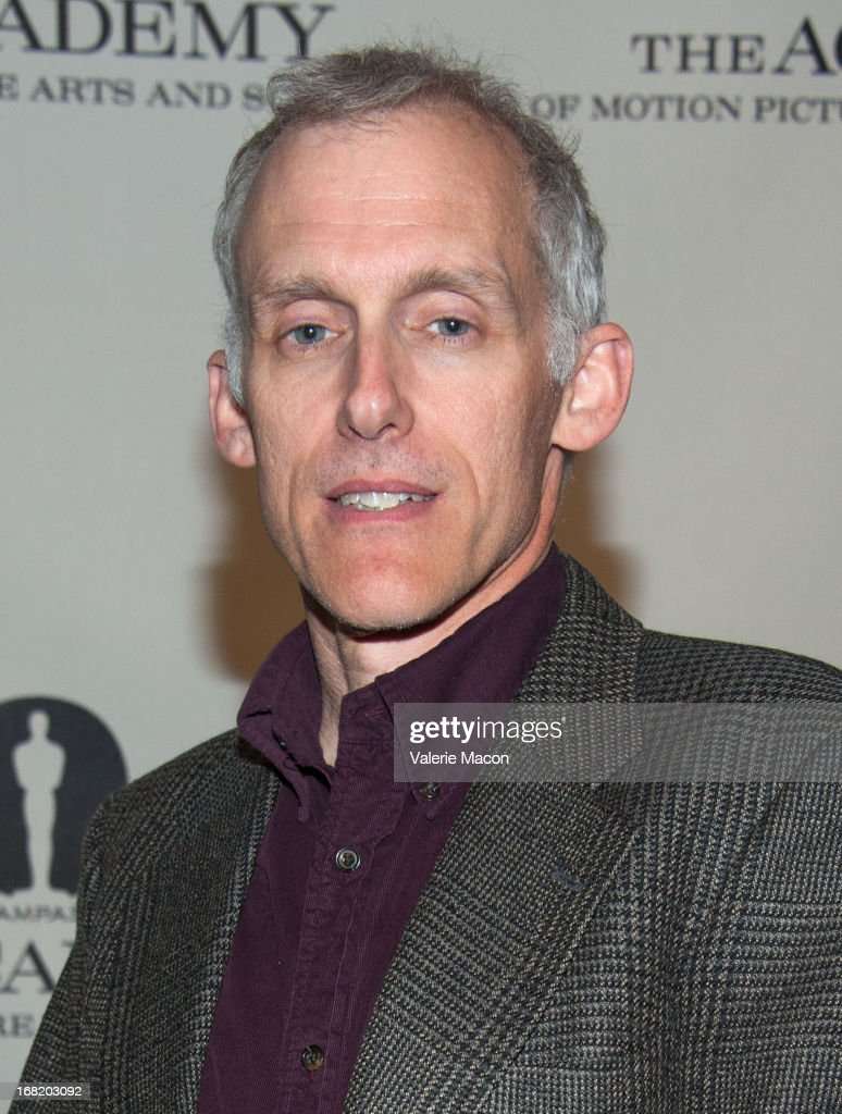 <a gi-track='captionPersonalityLinkClicked' href=/galleries/search?phrase=Tim+Squyres&family=editorial&specificpeople=7246843 ng-click='$event.stopPropagation()'>Tim Squyres</a> attends The Academy Of Motion Picture Arts And Sciences' Delves Into The Visual Effects Recipe For 'Life Of Pi' at AMPAS Samuel Goldwyn Theater on May 6, 2013 in Beverly Hills, California.