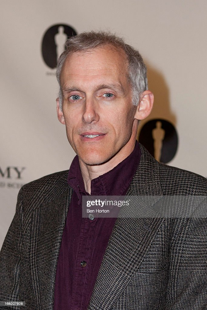 <a gi-track='captionPersonalityLinkClicked' href=/galleries/search?phrase=Tim+Squyres&family=editorial&specificpeople=7246843 ng-click='$event.stopPropagation()'>Tim Squyres</a> attends the Academy of Motion Pictures and Sciences delves into Visual Effects Recipe for 'Life Of Pi' at AMPAS Samuel Goldwyn Theater on May 6, 2013 in Beverly Hills, California.