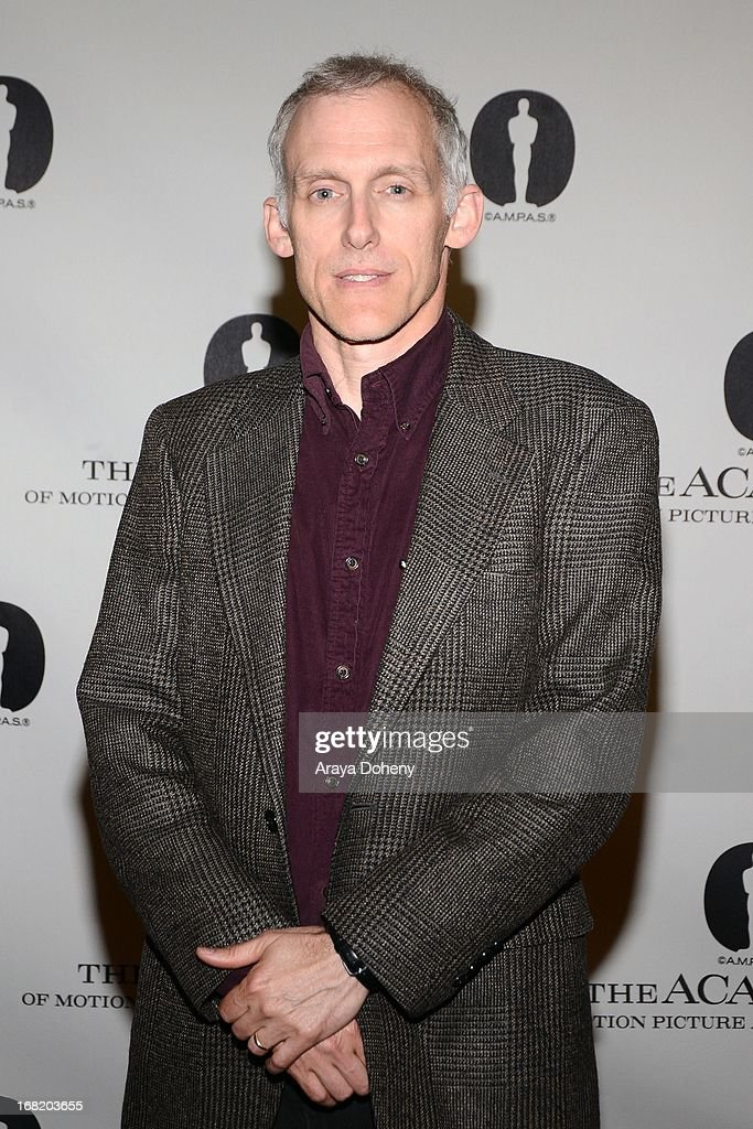 <a gi-track='captionPersonalityLinkClicked' href=/galleries/search?phrase=Tim+Squyres&family=editorial&specificpeople=7246843 ng-click='$event.stopPropagation()'>Tim Squyres</a> attends The Academy Spotlights VFX Game-Changers: Deconstructing 'Pi' at AMPAS Samuel Goldwyn Theater on May 6, 2013 in Beverly Hills, California.