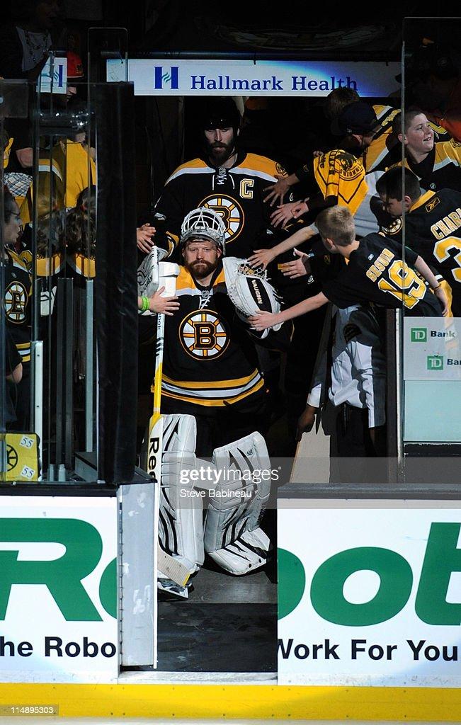 Tampa Bay Lightning v Boston Bruins - Game Seven