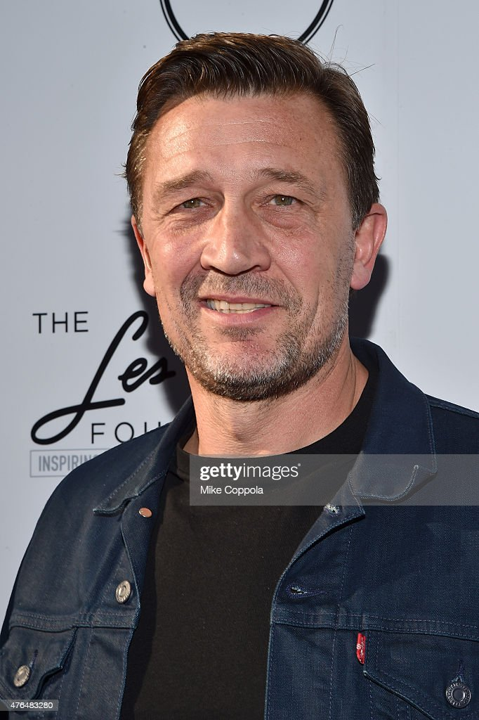Tim Wakefield attends the Les Paul 100th Anniversary Celebration on June 9 2015 in New York City