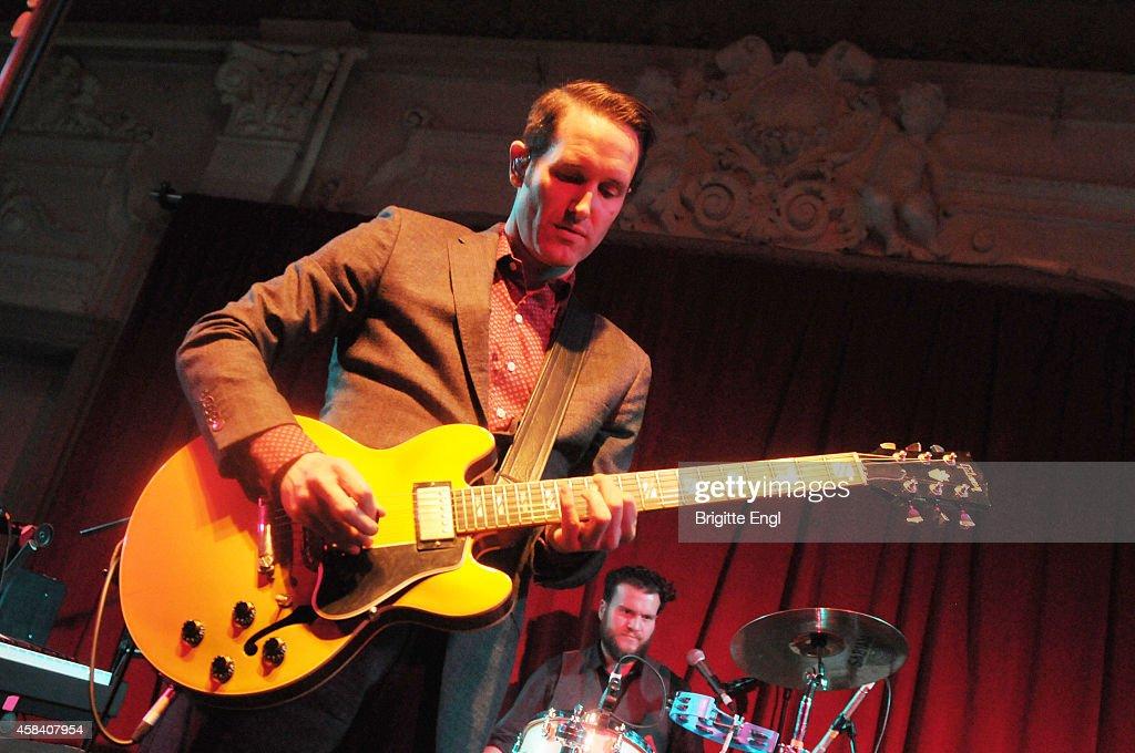 Tim Wheeler Performs At Bush Hall In London