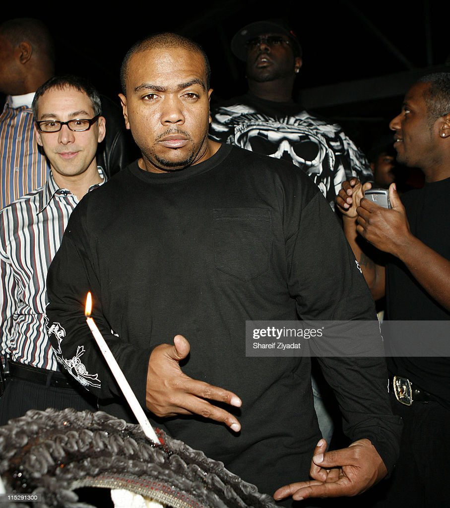 Timbaland's Birthday Party at the Roxy in New York City - March 17, 2006