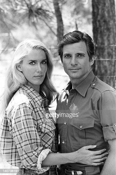 TEAM 'Timber' Episode 5 Pictured Tracy Brooks Swope as Samantha Lawrence Dirk Benedict as Templeton 'Faceman' Peck Photo by Gary Null/NBCU Photo Bank