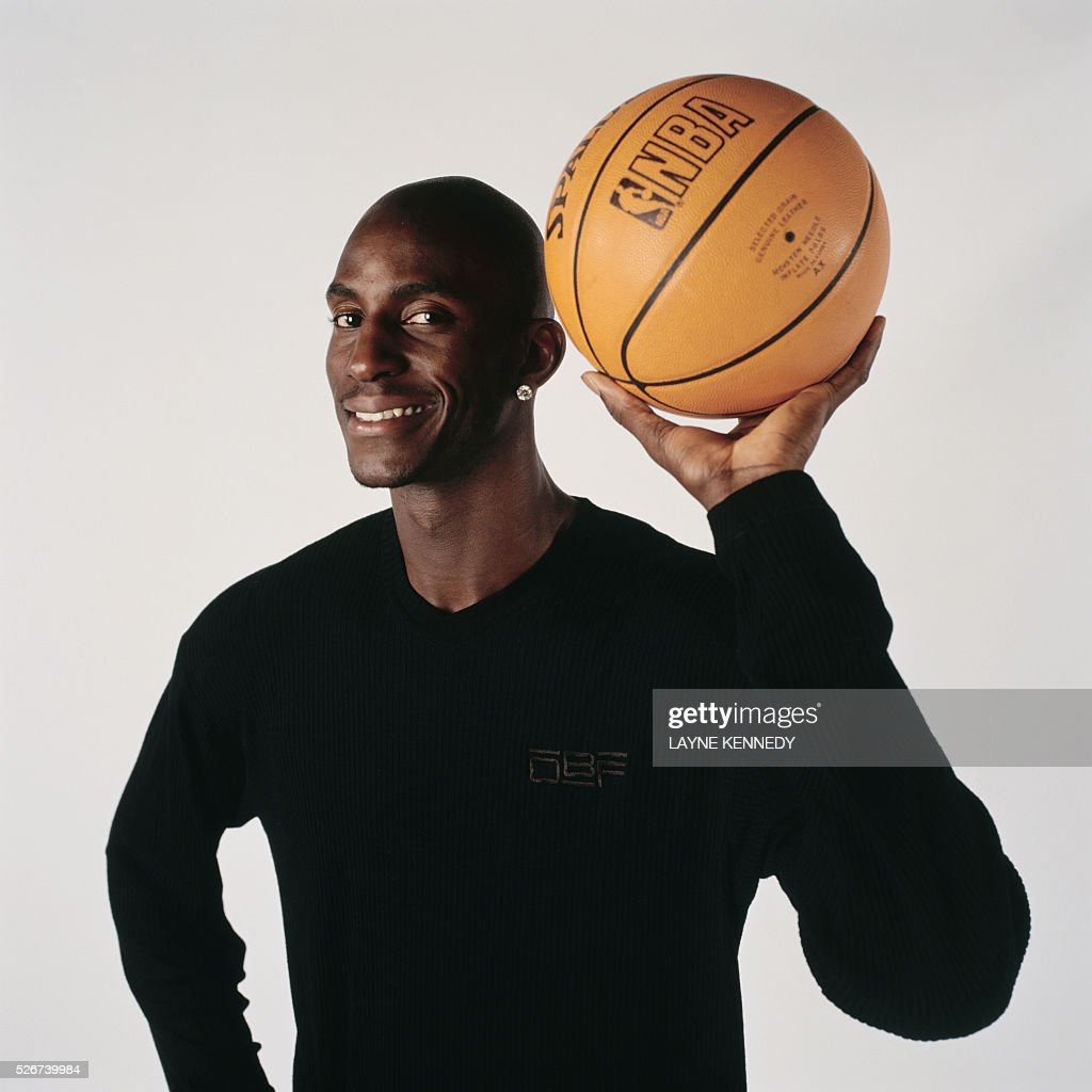 Timberwolves Forward <a gi-track='captionPersonalityLinkClicked' href=/galleries/search?phrase=Kevin+Garnett&family=editorial&specificpeople=201473 ng-click='$event.stopPropagation()'>Kevin Garnett</a>
