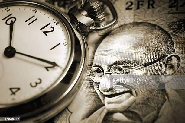 Time and Gandhi