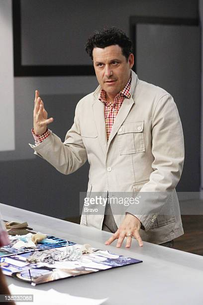COLLECTION 'Time Capsule' Episode 104 Pictured Cohost Isaac Mizrahi