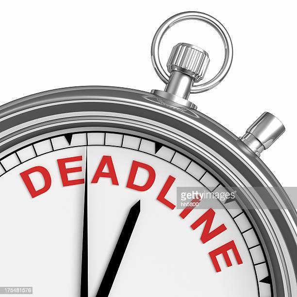 Time Deadline