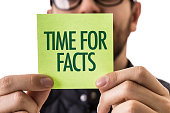 Time for Facts sign