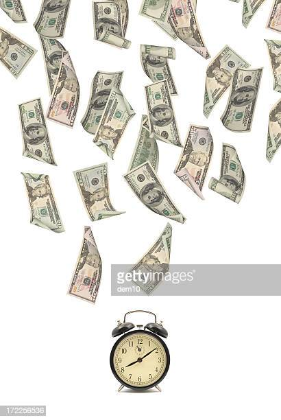 Temps est de l'argent