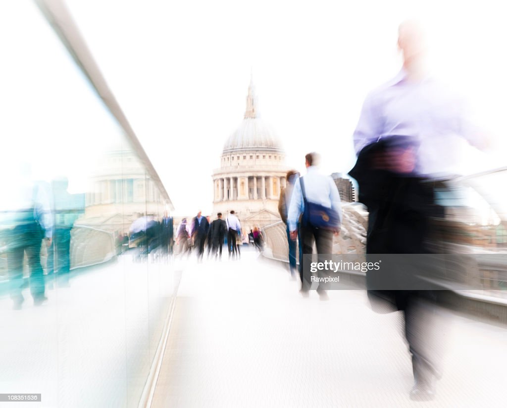 City business people : Stock Photo