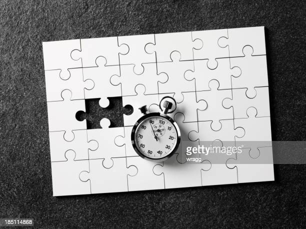 Time on a Jigsaw Puzzle