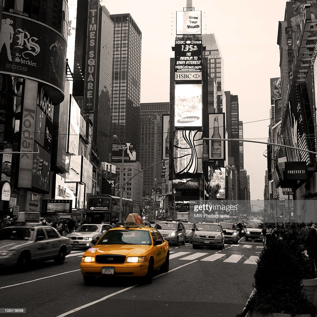 Time Square Taxi
