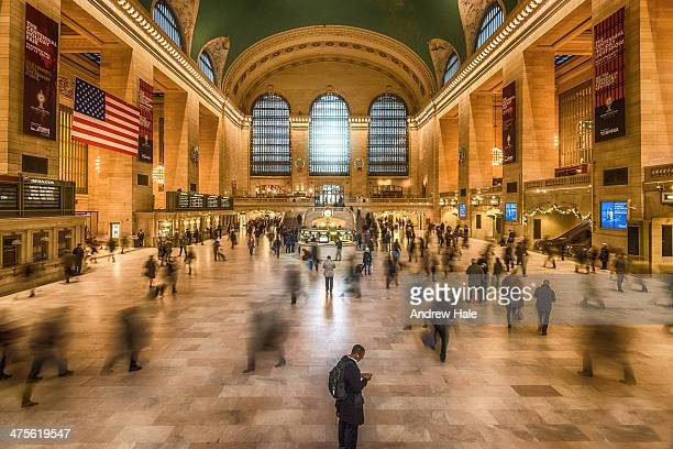 Time Stands Still at Grand Central