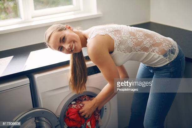 Time to get some laundry done