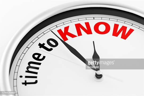 Temps de savoir