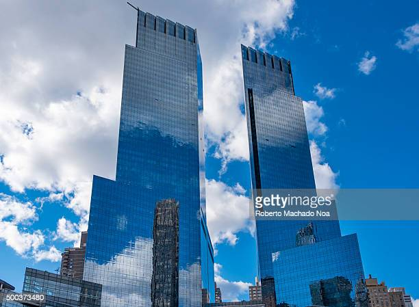 Time Warner Center is a twintower building developed by AREA Property Partners and The Related Companies in New York City Its design by David Childs...