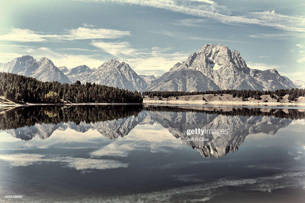 Timeless View at Jackson Lake