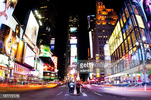 Times Square Action (New York)