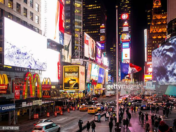 Times Square in New York, USA