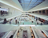 Times Square luxury shopping mall in Seoul