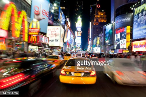 Times Square, Manhattan, New York, USA : Photo