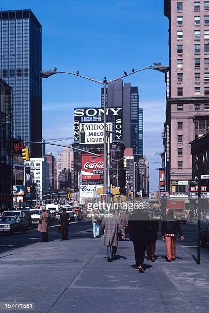 Times Square New York 1982
