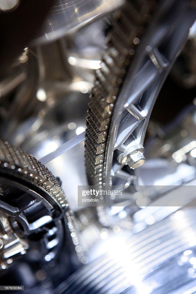 Timing chain belt