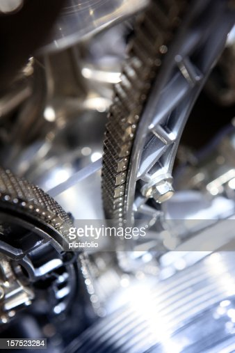 Timing chain belt