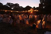 Timkat festival in Gonder, Ethiopia
