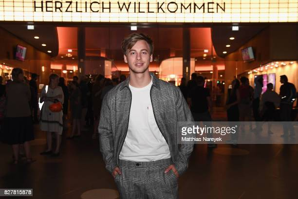 Timmi Trinks attends a special screening of 'An Inconvenient Sequel Truth to Power' at Zoo Palast on August 8 2017 in Berlin Germany