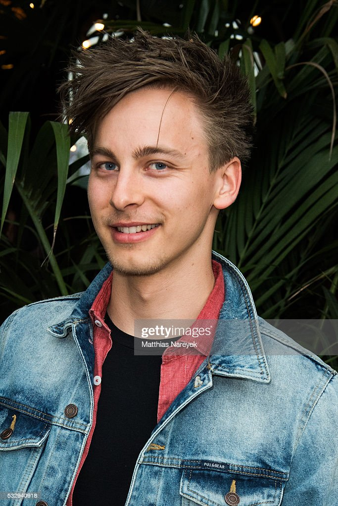 Timmi Trinks during the 'Into the Wild' ASOS Magazin Launch Party on May 19 2016 in Berlin Germany
