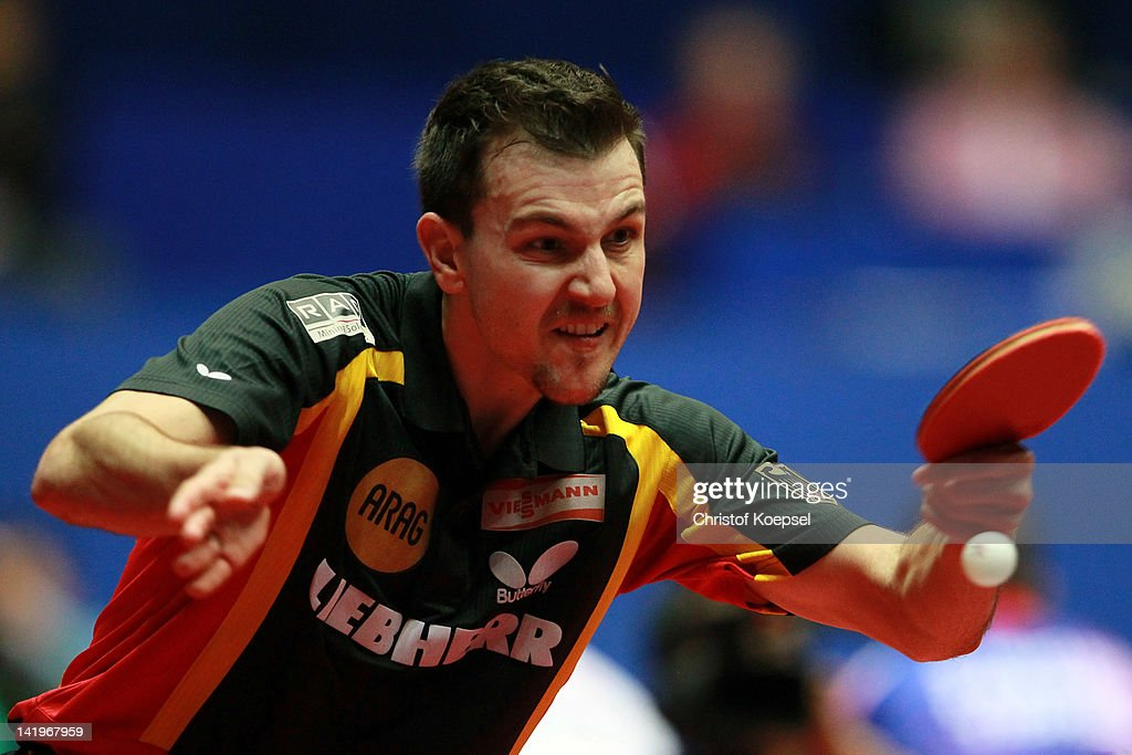 LIEBHERR Table Tennis Team World Cup 2012 - Day 3