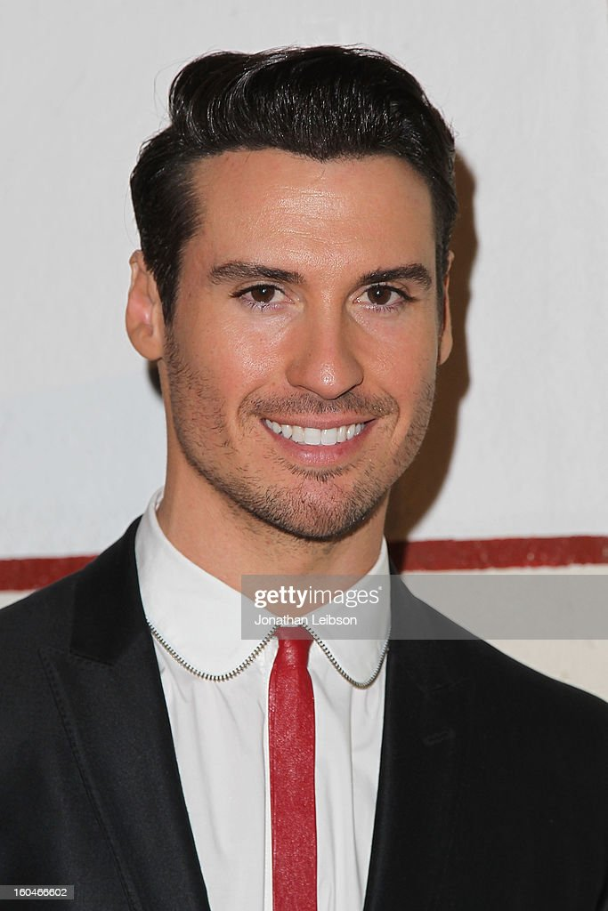 Timo Nunez attends the 'Kumpania: Flamenco Los Angeles' - Los Angeles Premiere - Arrivals at El Cid on January 31, 2013 in Los Angeles, California.