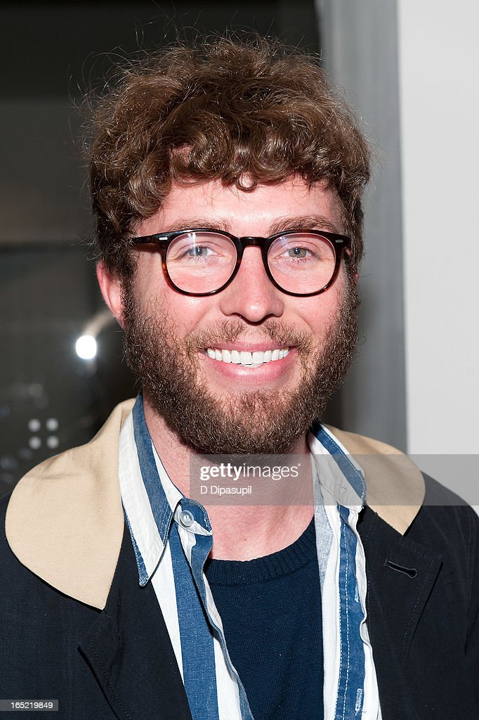 Timo Weiland attends 'The Company You Keep' New York Premiere at The Museum of Modern Art on April 1, 2013 in New York City.