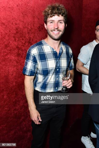 Timo Weiland attends The Dom Perignon Vintage Trinity Launch Party at 17 Irving Place on June 22 2017 in New York City